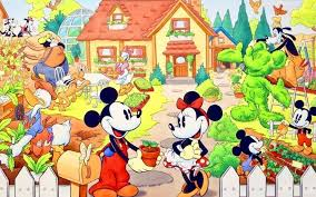 garfield thanksgiving wallpaper mickey mouse background destkop pixelstalk net
