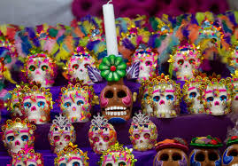 halloween in mexico so i lived in mexico city for 2 years and dia de los muertos is