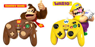 home design games for wii pdp gamecube style wired fight pads for donkey kong link samus