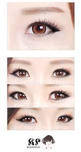 11 brown hazel gold contact lenses images