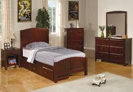 Bedroom Furniture End Of Bed Bedroom Charming White Brown Wood Glass Modern Design White Kids