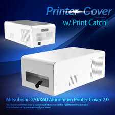photo booth printer mitsubishi aluminium printer cover 2 0 ata photobooths