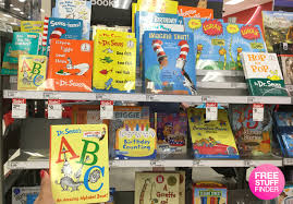 De Seuss Abc Read Aloud Alphabeth Book For Free Dr Seuss Activity Book Posters With Stickers At Target Today
