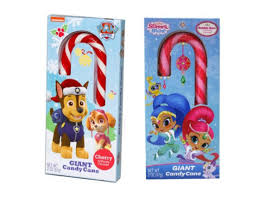 paw patrol shimmer u0026 shine giant candy cane candy store