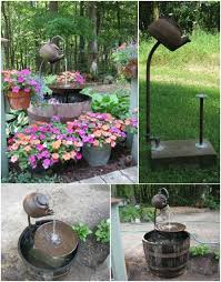Backyard Water Feature Ideas 30 Creative And Stunning Water Features To Adorn Your Garden Diy