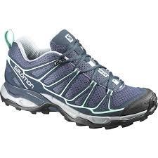 women s hiking shoes salomon women s x ultra prime hiking shoes