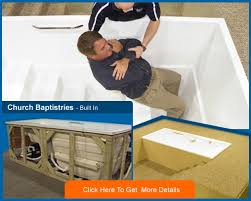 portable baptismal pools church baptistry custom made fiberglass baptistries