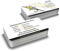 Standard Us Business Card Size Double Sided Business Card Design 1000 Premium Quality Prints