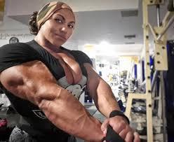 World Bench Press Champion Female Bodybuilder Natalia Kuznetsova 26 Returns To The Sport
