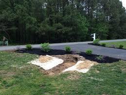 driveway culvert landscaping driveways landscaping and garden art