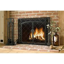 wayfair for fireplace screens to match every style and budget enjoy free on