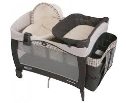 Changing Table For Pack N Play Graco Pack N Play With Newborn Napper Elite Vance