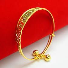 child bracelet gold images Baby bracelets gold the bas gold bracelet 999 thousand gold jpg