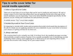 10 social media cover letters incidental report