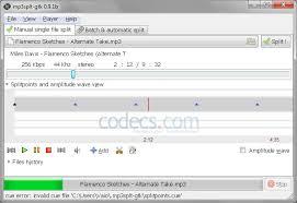 free download mp3split 0 9 2