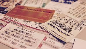 ticket stub album 20 diy ticket stub arts crafts ideas ticketmaster insider