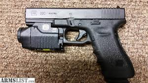 tactical light and laser armslist for sale glock 22c w glock tactical light laser