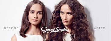 great lengths hair extensions before and after photos learn more about great lengths