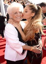 Ariana Grande Costume Halloween Ariana Grande Daring Leather Vmas Grandmother