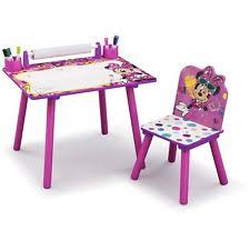 kids art table chair set child toddler sesame street activity
