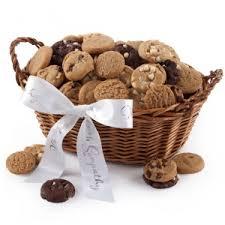 mrs fields gift baskets mrs fields sympathy gift baskets