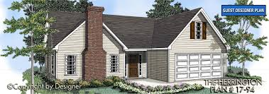 herrington house plan house plans by garrell associates inc herrington house plan 17 94 front elevation