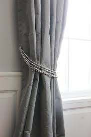 Curtain Tie Backs For Diy Decorative Curtain Tie Backs Goodwill Industries Of The