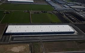 home depot rapid deployment distribution center big d construction