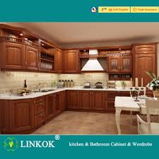 all wood kitchen cabinets wholesale linkok furniture china made wholesale price solid wood kitchen