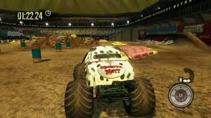 monster trucks jam games monster jam path of destruction wii review any game