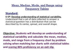 mean median mode and range 2 lesson mean median and mode