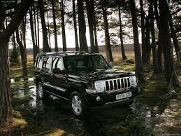 jeep commander jeep commander uk 2007 picture 5 of 17