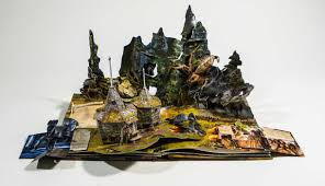 harry potter a pop up book book by andrew williamson kee