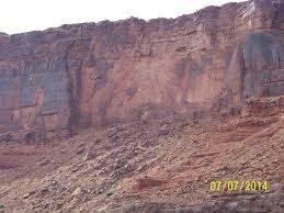 Gateway Colorado Map Moab
