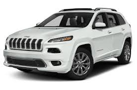 old white jeep cherokee 2017 jeep cherokee overland 4dr 4x4 information