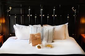 8 outstanding room service menus tasting table
