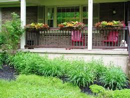 pvc deck rail planter boxes doherty house deck rail planter