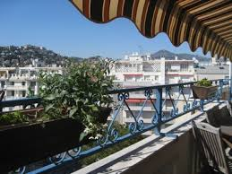 Jans Awning Products Luxury Apartment With Top Floor Terrace Homeaway Gambetta