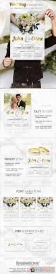 wedding flyer wedding flyer template 642539 free photoshop vector
