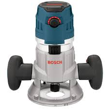 bosch router table lowes bosch mrf23evs 2 3 hp variable speed corded fixed base router
