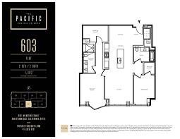 San Francisco Floor Plans 2 Bedroom Flat 603 San Francisco Ca 94115 2 995 000 Redfin