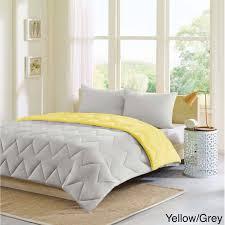 Down Alternative Comforter Twin Intelligent Design Penny Reversible Down Alternative Comforter