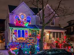 the most outrageous christmas light displays in america business