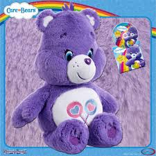 bears medium 14in plush share bear bonus dvd