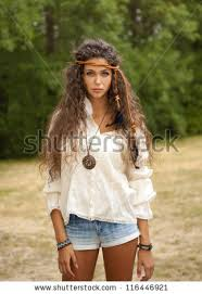 hairstyles for hippies of the 1960s hippie girl stock images royalty free images vectors shutterstock