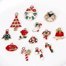 19pcs lot drop ornaments wine glass decorative charms