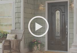 Energy Efficient Exterior Doors Selecting Your Exterior Doors At The Home Depot