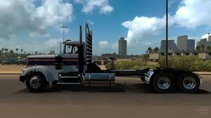 kenworth chassis w900a for american truck simulator