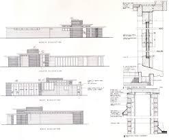 usonian floor plan dreams our familys frank lloyd wright house