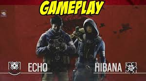 what is the meaning of siege echo hibana gameplay rainbow six siege operation